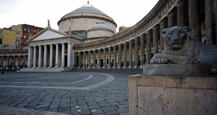Day Trip from Rome to Naples and Pompei