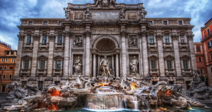Half Day Tour of Rome (4 H)