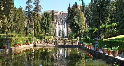 Day Trip from Rome to Tivoli (Villa d'Este)